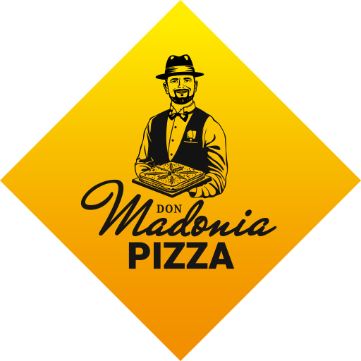 Logo Don Madonia PIZZA